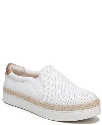 Madi Jute Espadrille Slip-On Sneakers