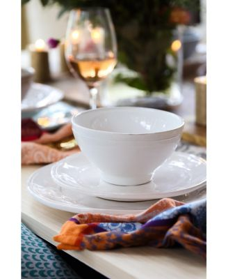 Viva by Fresh Pink Collection Medium Serving Bowl, Created for Macy's