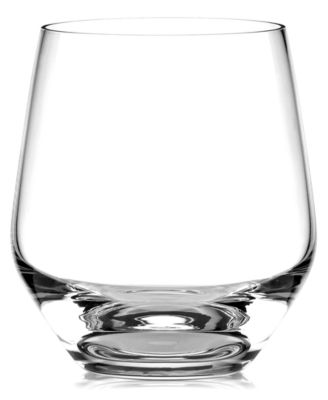 Lenox Barware, Tuscany Double Old Fashioned Glasses,  Set of 4