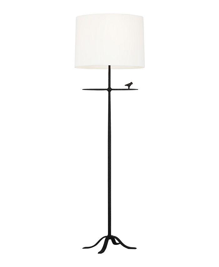 ED Ellen Degeneres - ED Ellen DeGeneres Caroline 1-Light Floor Lamp