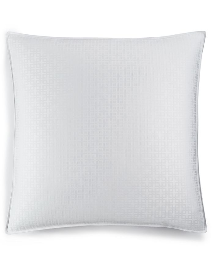 Hotel Collection - Feather Cotton Euro Pillow