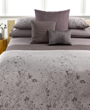 Calvin Klein Bedding Understated Elegance With Soothing