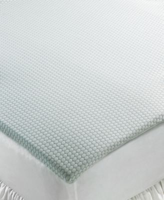"SensorGel 1.5"" Gel Memory Foam Queen Mattress Topper"