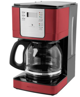 Mr Coffee Latte Maker Clearance : Mr. Coffee JWX36-NP Coffee Maker, 12 Cup - Coffee, Tea & Espresso - Kitchen - Macy s