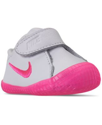 Nike Baby Girls' Waffle 1 Premium Crib