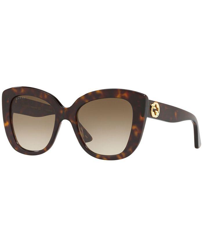 Gucci - Sunglasses, GG0327S 52