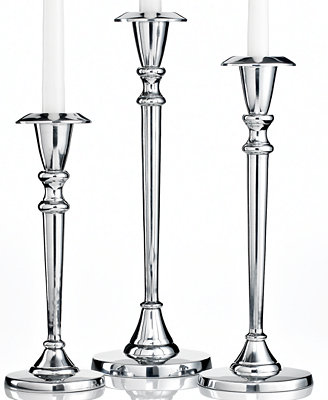 Closeout Godinger Candle Holders Tulip Shape Candlestick