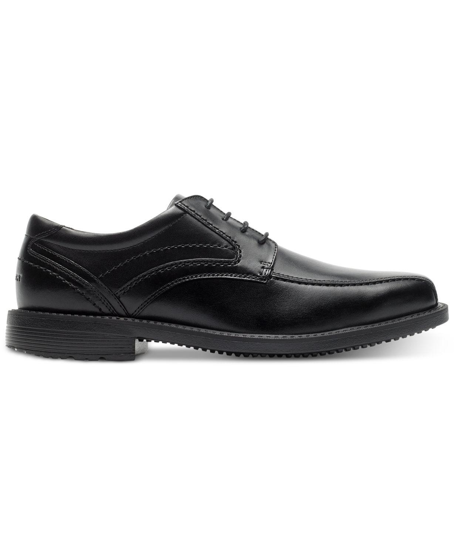 Rockport Men's Sl2 Bike-Toe Oxfords  & Reviews - All Men's Shoes - Men - Macy's