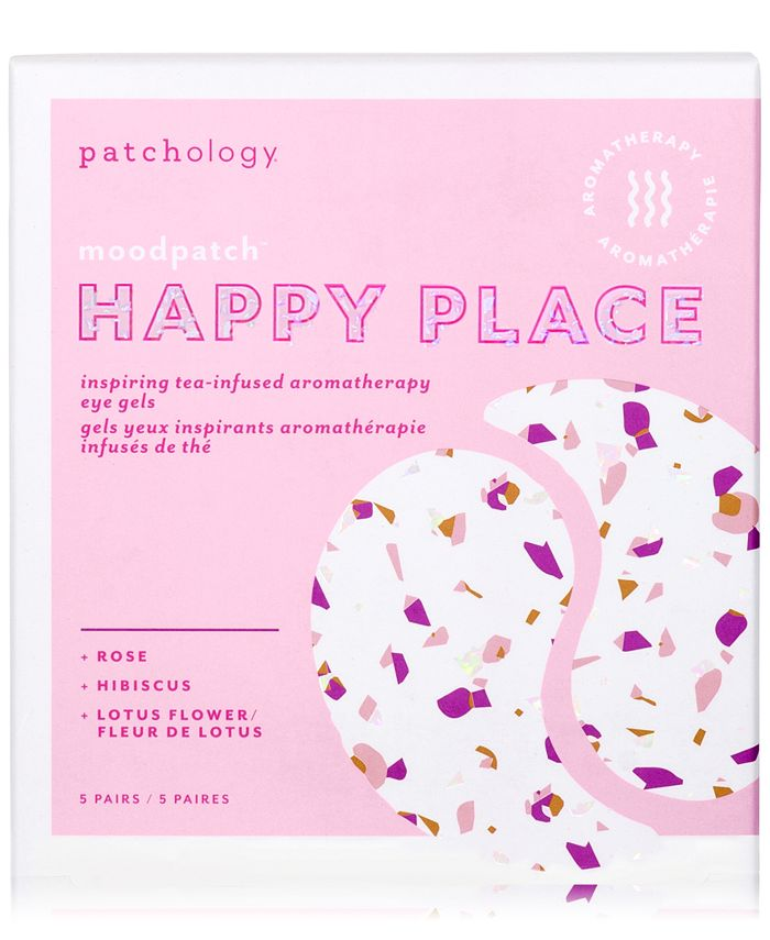 Patchology - Moodpatch Happy Place Inspiring Tea-Infused Aromatherapy Eye Gels