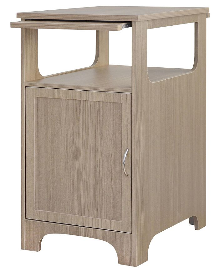 Gallerie Décor - All in One Rectangle Storage Cabinet, Quick Ship