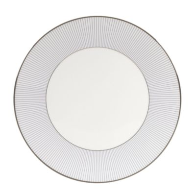Jasper Conran Pin Stripe Dinner Plate