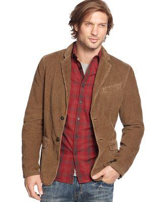 Men's Sport Coat with Jeans