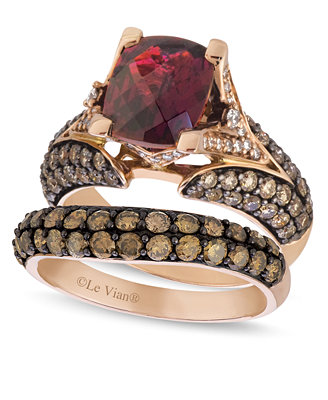 le vian stackable rings in 14k gold rings jewelry