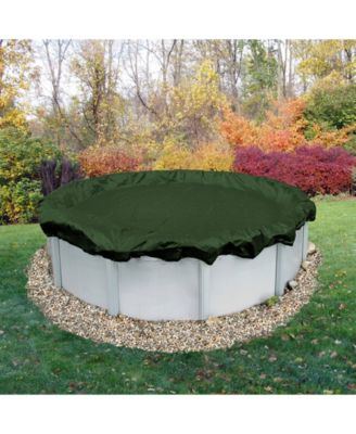 Sports Arcticplex Above-Ground 16' X 25' Oval Winter Cover
