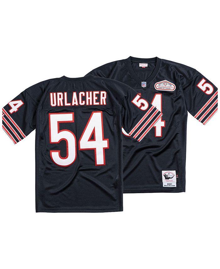Men's Brian Urlacher Chicago Bears Authentic Football Jersey