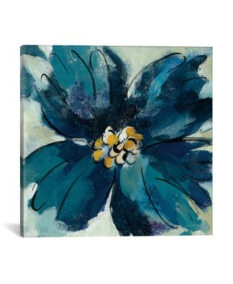 Inky Floral Ii by Silvia Vassileva Gallery-Wrapped Canvas Print - 26