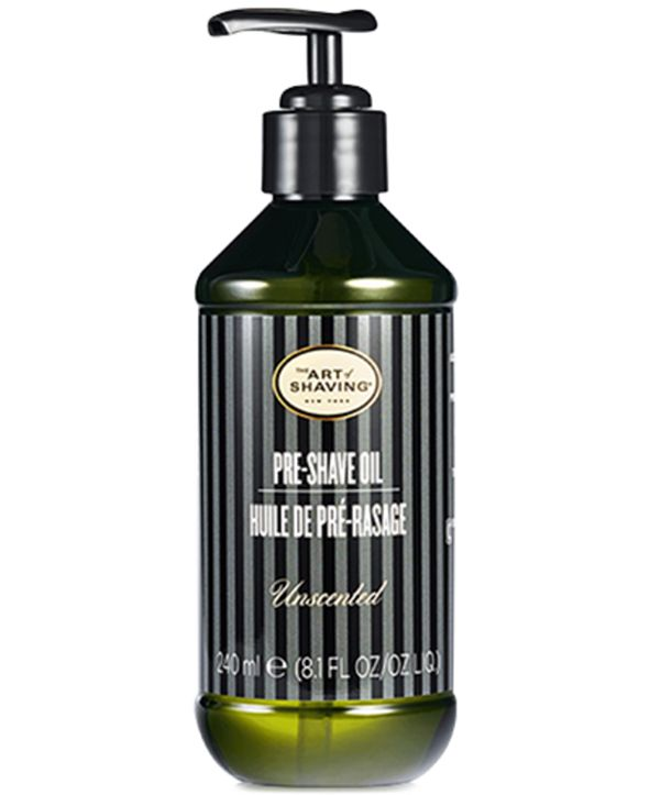 Art of Shaving The Unscented Pre-Shave Oil, 8.1-oz.
