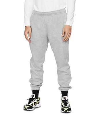 Nike Men's Club Fleece Closed Bottom Pants & Reviews - All ...