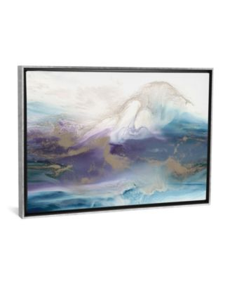 "Harmony Beach by Blakely Bering Gallery-Wrapped Canvas Print - 26"" x 40"" x 0.75"""