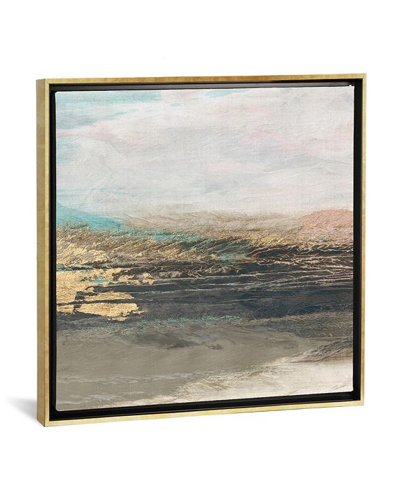 "iCanvas Vista Lake by John Butler Gallery-Wrapped Canvas Print - 37"" x 37"" x 0.75"""
