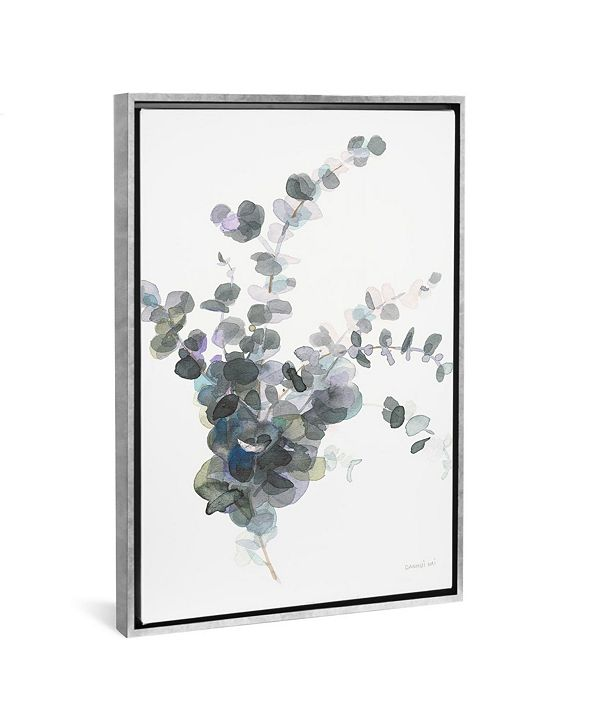 """iCanvas Scented Sprig Ii by Danhui Nai Gallery-Wrapped Canvas Print - 40"""" x 26"""" x 0.75"""""""