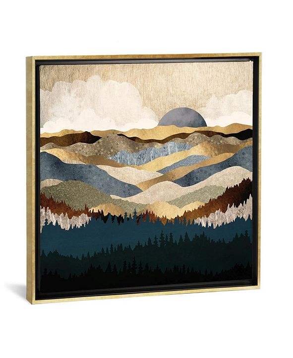 "iCanvas Golden Vista by Spacefrog Designs Gallery-Wrapped Canvas Print - 37"" x 37"" x 0.75"""