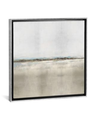 "Whisper Ii by Rachel Springer Gallery-Wrapped Canvas Print - 37"" x 37"" x 0.75"""