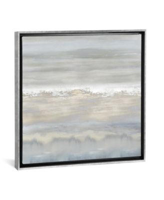 """Close to The Edge by Rachel Springer Gallery-Wrapped Canvas Print - 18"""" x 18"""" x 0.75"""""""