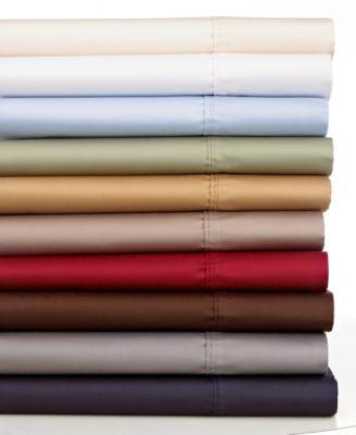 CLOSEOUT! Lauren Ralph Lauren Bedding, Pair of Dunham 300 Thread Count Sateen Standard Pillowcases