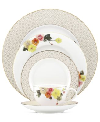 kate spade new york Waverly Pond 5 Piece Place Setting