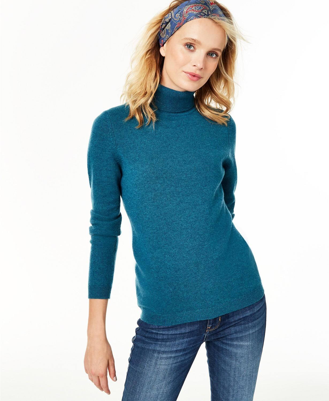 Macys最受欢迎百分百羊绒衫$39.99!