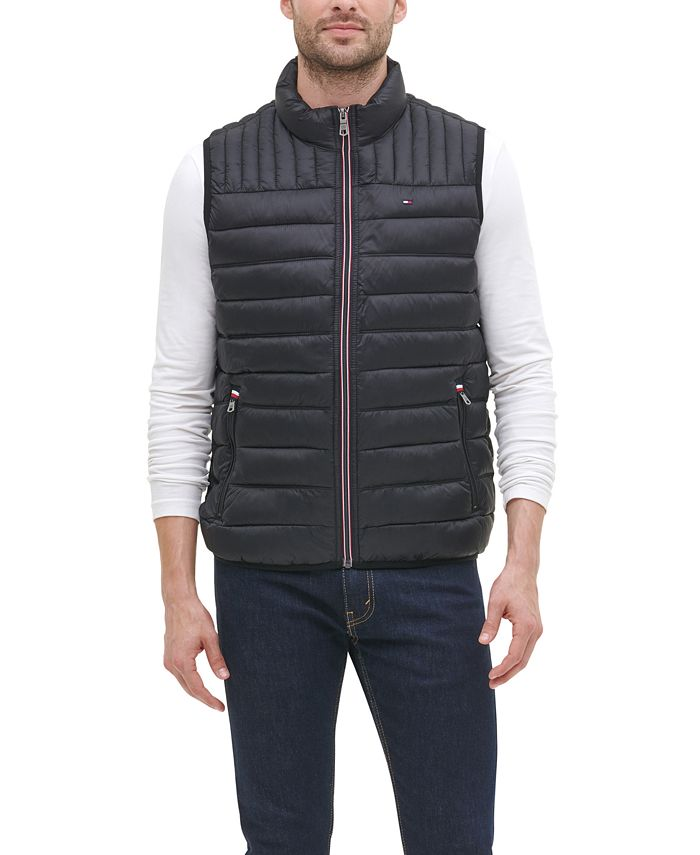 Tommy Hilfiger - Men's Quilted Vest