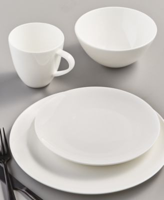 Coupe Bone China Salad Plate, Created for Macy's