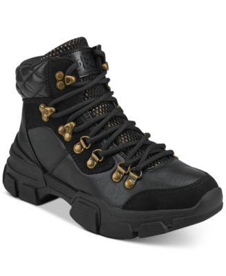 GBG Los Angeles Kix Hiker Boots