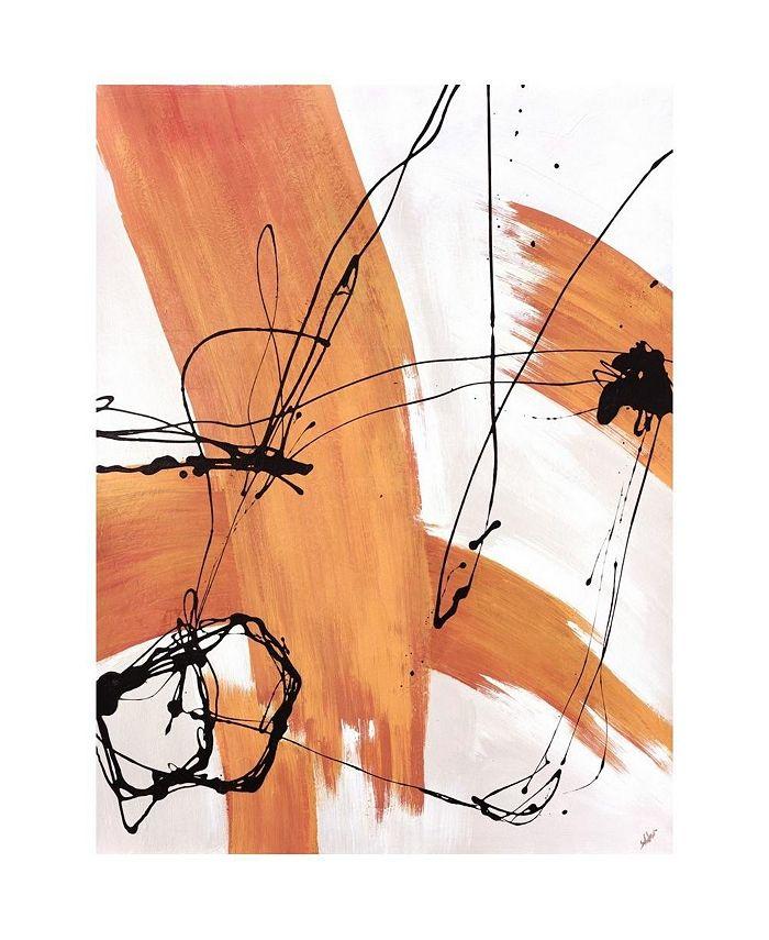 "GreatBigCanvas - 18 in. x 24 in. ""Adaptation"" by  Joshua Schicker Canvas Wall Art"