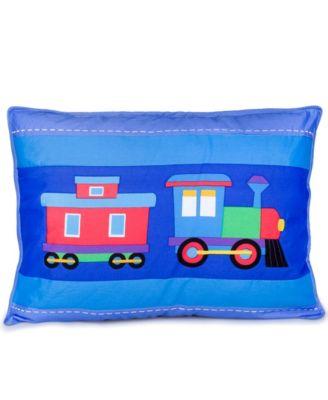 Trains, Planes, Trucks Pillow Sham