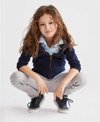 Polo Little Girls Shirt