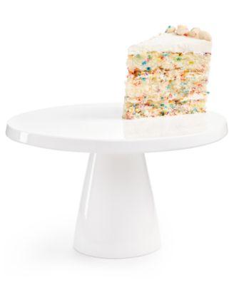 Bone China Cake Stand, Created for Macy's