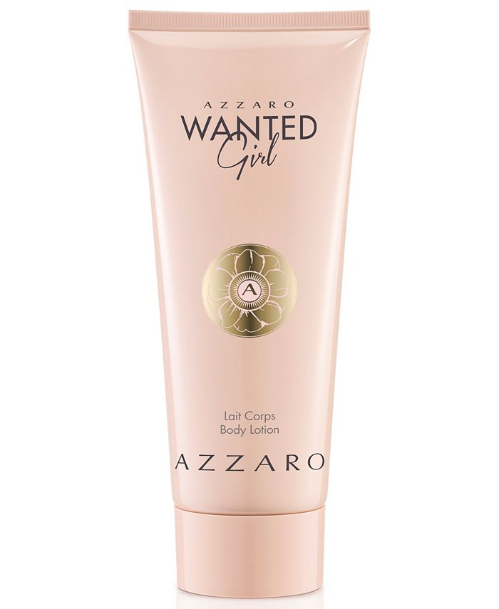 Azzaro - Wanted Girl Eau de Parfum Body Lotion, 6.8-oz.
