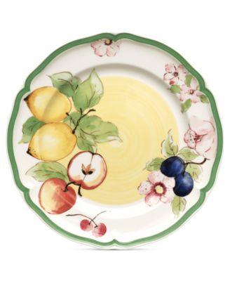 Villeroy & Boch Dinnerware, French Garden Menton Dinner Plate