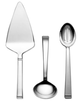 Vera Wang Chime 3-Piece Serving Set
