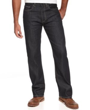Sean John Jeans Reverse Hamilton Straight Leg Jeans