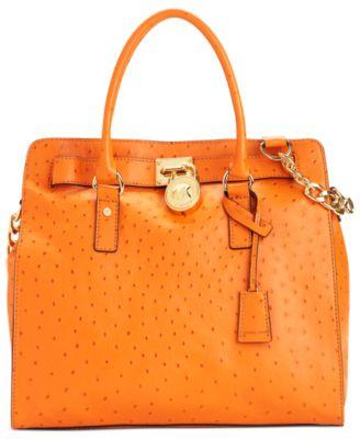 MICHAEL Michael Kors Handbag, Hamilton Large North South Tote