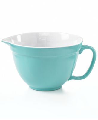 Martha Stewart Collection Batter Bowl 2 Qt.