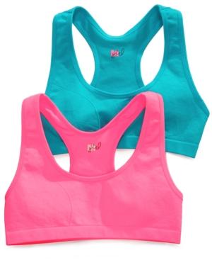Maidenform Girls' Seamless Racerback Sports Bra plus size,  plus size fashion plus size appare