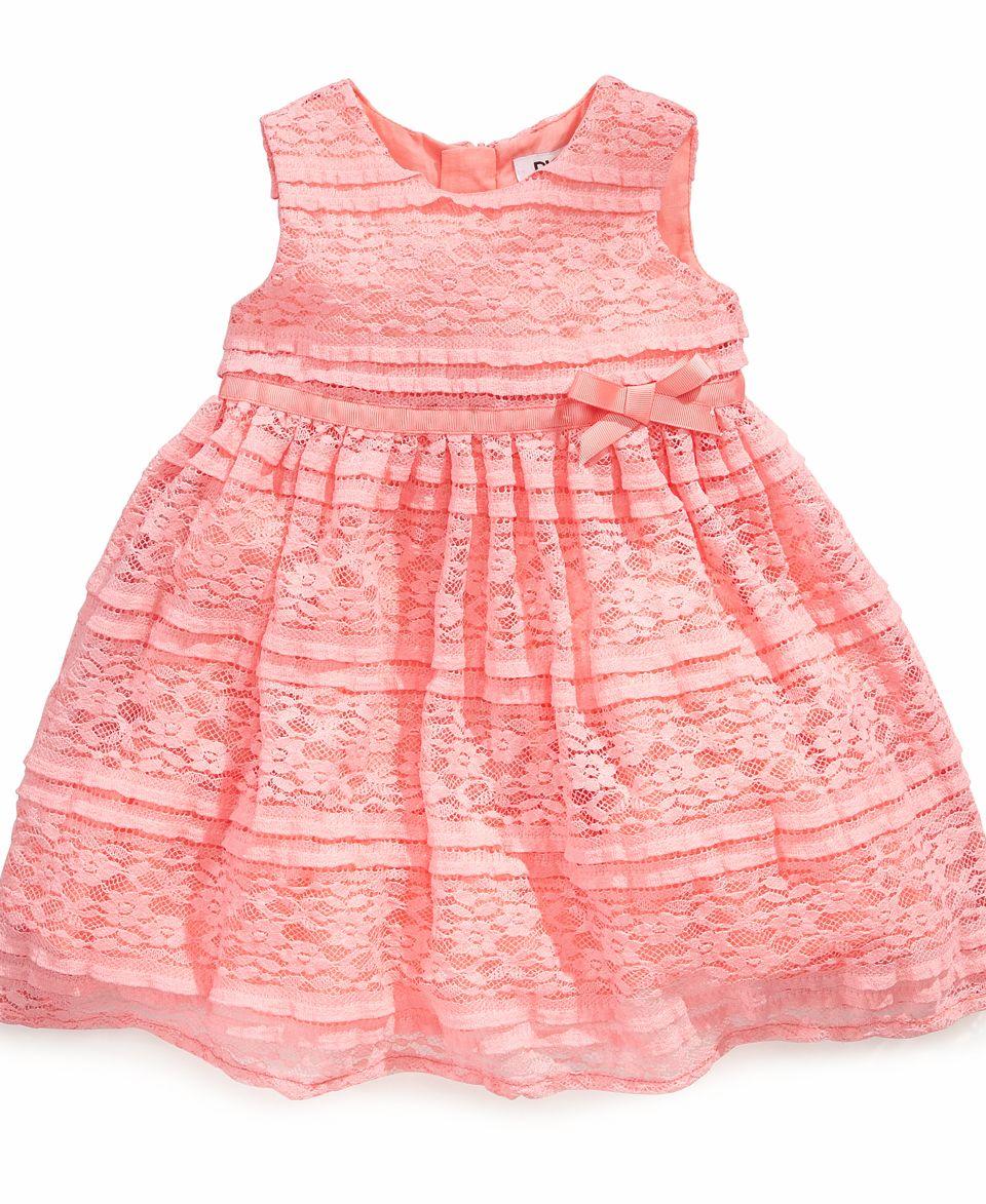 DKNY Baby Dress, Baby Girls Tulip Dress   Kids