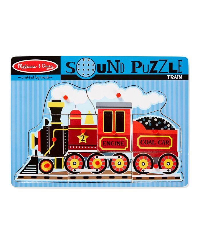 Melissa and Doug - Train Sound Puzzle