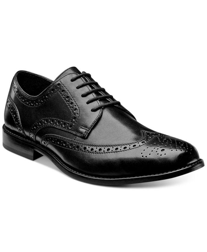 Nunn Bush Men's Nelson Wingtip Oxfords & Reviews - All Men's Shoes - Men - Macy's