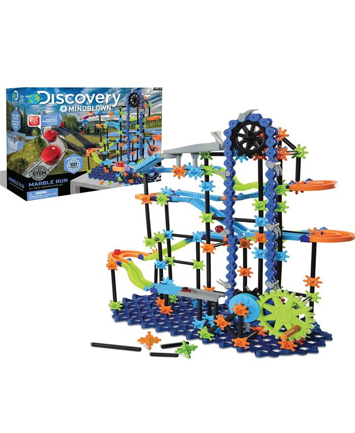 Discovery #MINDBLOWN - Toy Marble Run 321pc