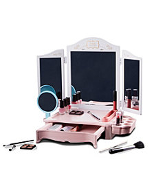 FAO Schwarz Girls Vanity Makeup Studio